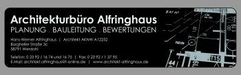 Architekt Alfringhaus
