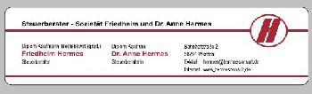 Steuerberater Friedhelm Hermes