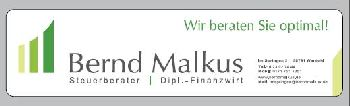 Steuerberater Bernd Malkus